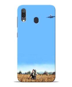 Blue Sky Samsung Galaxy A30 Back Cover