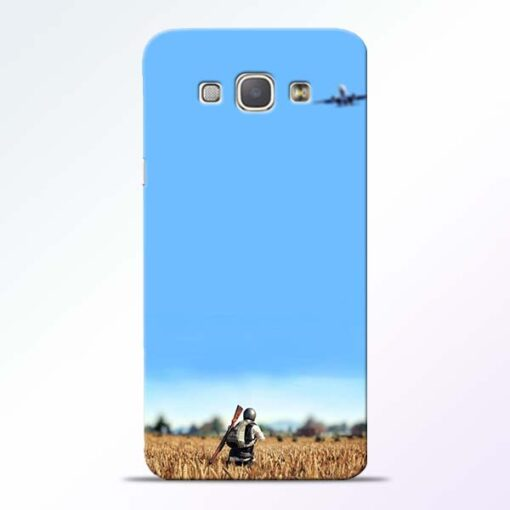Blue Sky Samsung Galaxy A8 2015 Back Cover