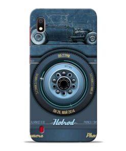 Camera Samsung Galaxy A10 Back Cover