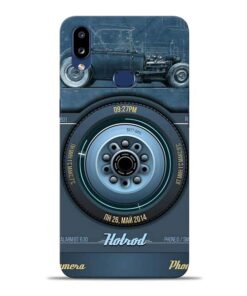 Camera Samsung Galaxy A10s Back Cover