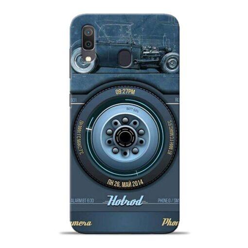 Camera Samsung Galaxy A30 Back Cover