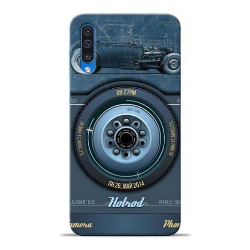 Camera Samsung Galaxy A50 Back Cover