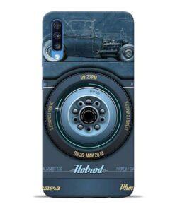 Camera Samsung Galaxy A70 Back Cover