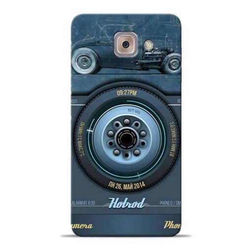 Camera Samsung Galaxy J7 Max Back Cover
