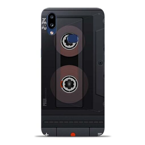 Cassette Samsung Galaxy A10s Back Cover
