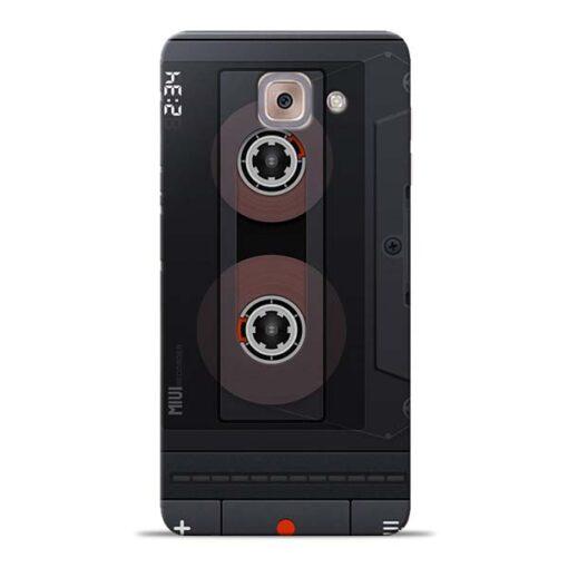 Cassette Samsung Galaxy J7 Max Back Cover