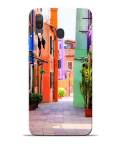 Cool Place Samsung Galaxy A30 Back Cover