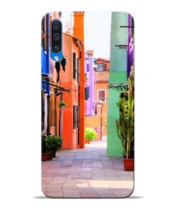Cool Place Samsung Galaxy A50 Back Cover