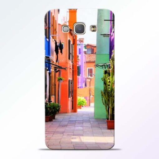 Cool Place Samsung Galaxy A8 2015 Back Cover