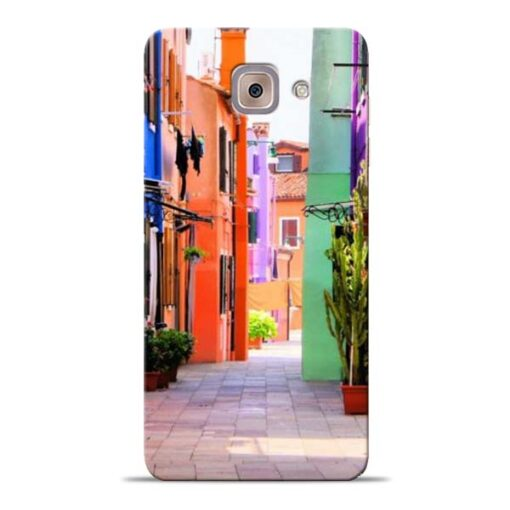 Cool Place Samsung Galaxy J7 Max Back Cover