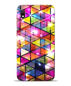 Crystal Samsung Galaxy A10 Back Cover