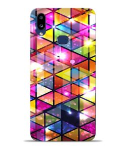 Crystal Samsung Galaxy A10s Back Cover