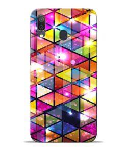 Crystal Samsung Galaxy A30 Back Cover