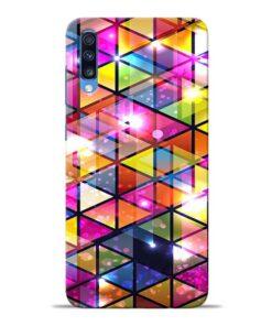 Crystal Samsung Galaxy A70 Back Cover