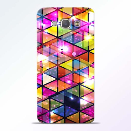 Crystal Samsung Galaxy A8 2015 Back Cover