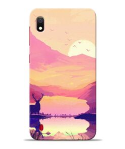 Deer Nature Samsung Galaxy A10 Back Cover
