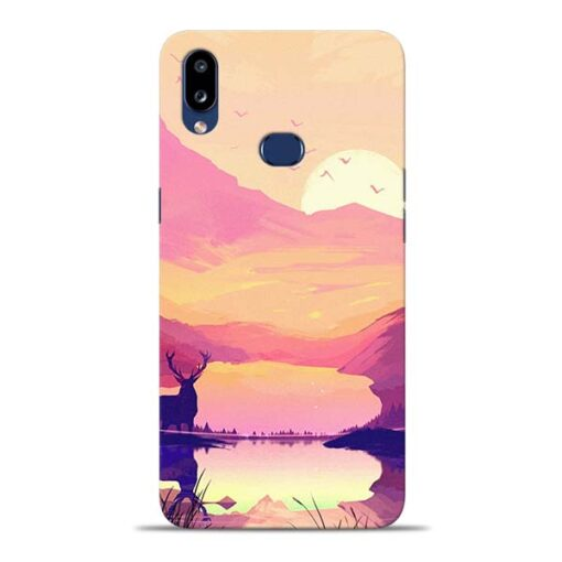 Deer Nature Samsung Galaxy A10s Back Cover