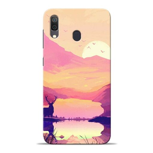 Deer Nature Samsung Galaxy A30 Back Cover
