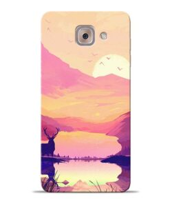 Deer Nature Samsung Galaxy J7 Max Back Cover