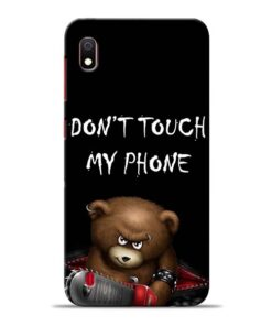Don't touch Samsung Galaxy A10 Back Cover