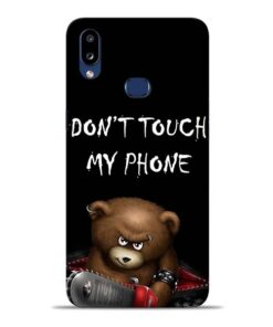 Don't touch Samsung Galaxy A10s Back Cover