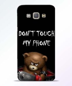 Don't touch Samsung Galaxy A8 2015 Back Cover