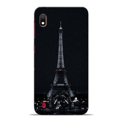 Eiffel Tower Samsung Galaxy A10 Back Cover