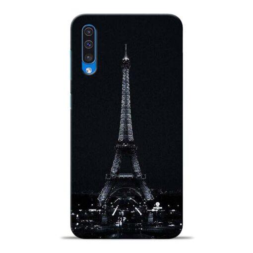 Eiffel Tower Samsung Galaxy A50 Back Cover