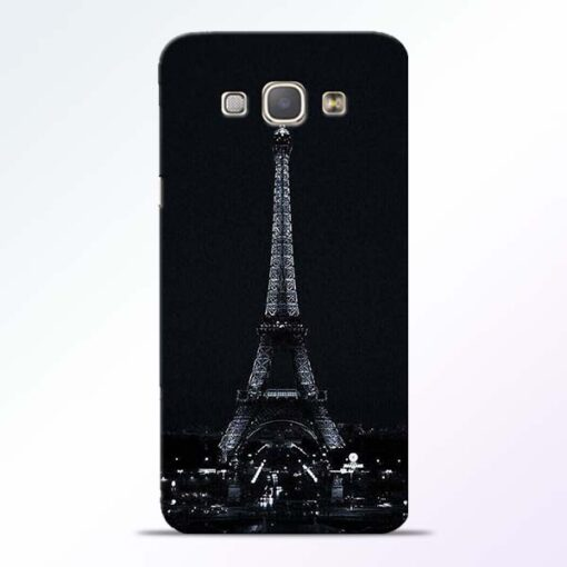 Eiffel Tower Samsung Galaxy A8 2015 Back Cover