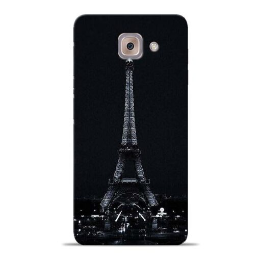 Eiffel Tower Samsung Galaxy J7 Max Back Cover