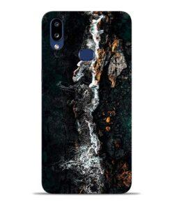Half Break Samsung Galaxy A10s Back Cover