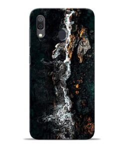 Half Break Samsung Galaxy A30 Back Cover