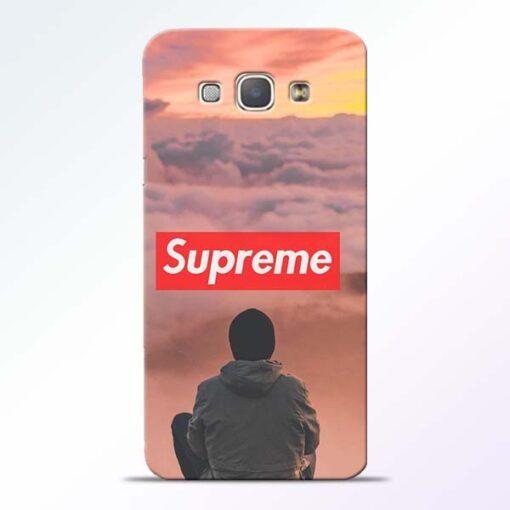 Hypebeast Samsung Galaxy A8 2015 Back Cover