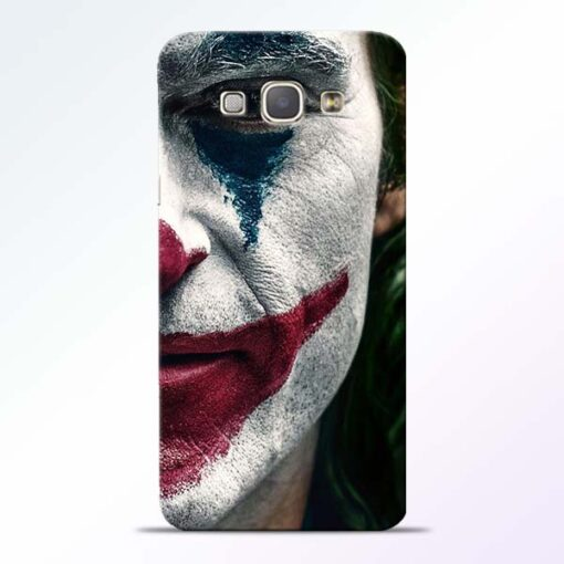 Jocker Cry Samsung Galaxy A8 2015 Back Cover