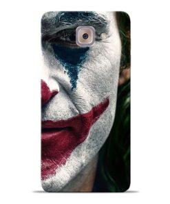 Jocker Cry Samsung Galaxy J7 Max Back Cover
