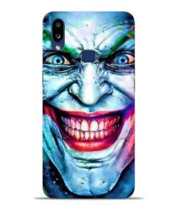Joker Face Samsung Galaxy A10s Back Cover
