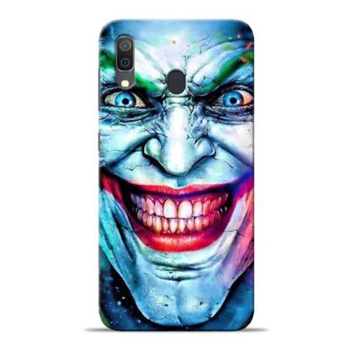 Joker Face Samsung Galaxy A30 Back Cover