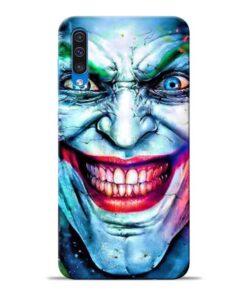 Joker Face Samsung Galaxy A50 Back Cover