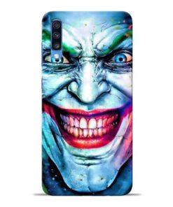 Joker Face Samsung Galaxy A70 Back Cover