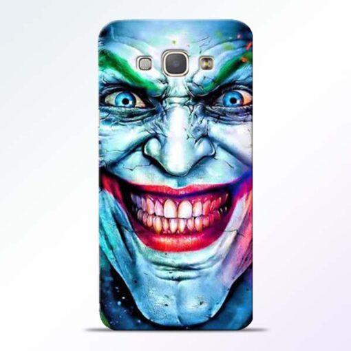 Joker Face Samsung Galaxy A8 2015 Back Cover