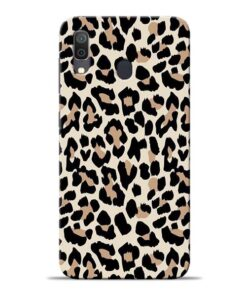 Leopard Pattern Samsung Galaxy A30 Back Cover