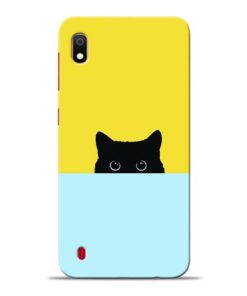 Little Cat Samsung Galaxy A10 Back Cover