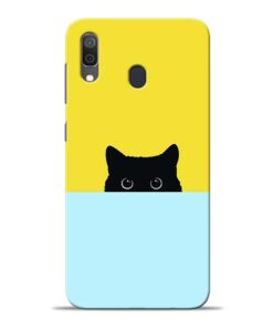 Little Cat Samsung Galaxy A30 Back Cover