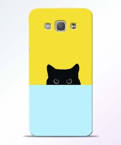 Little Cat Samsung Galaxy A8 2015 Back Cover