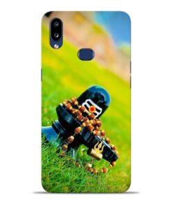 Mahadev Samsung Galaxy A10s Back Cover