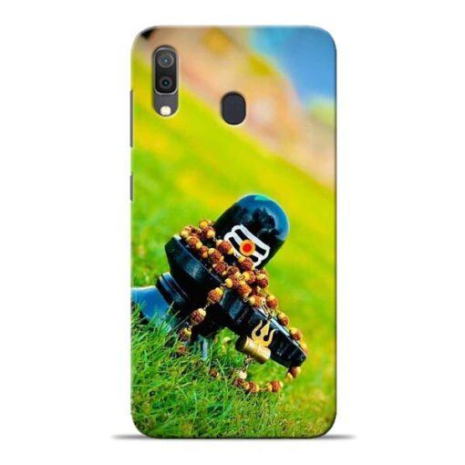 Mahadev Samsung Galaxy A30 Back Cover