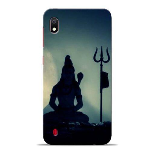 Mahadev Trishul Samsung Galaxy A10 Back Cover