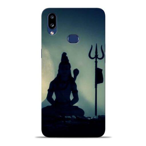 Mahadev Trishul Samsung Galaxy A10s Back Cover