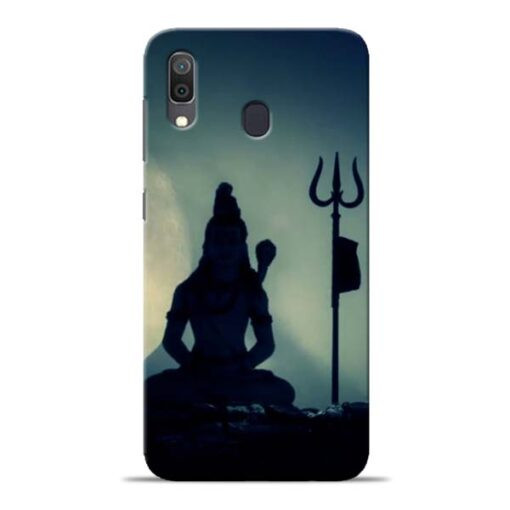 Mahadev Trishul Samsung Galaxy A30 Back Cover