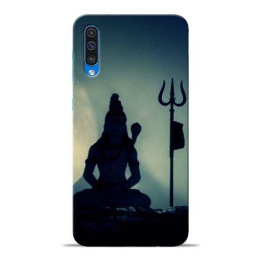 Mahadev Trishul Samsung Galaxy A50 Back Cover